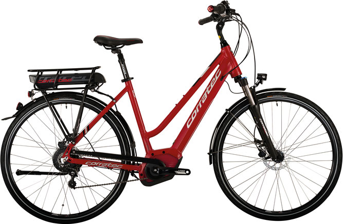 Corratec E-Power 28 Performance Nuvinci 500 Lady Trekking e-Bike 2017