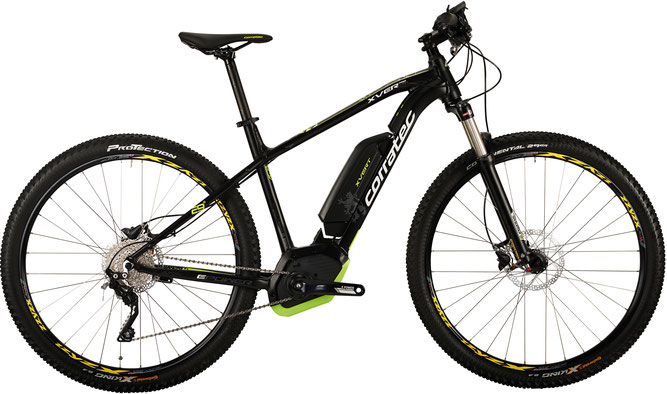 Corratec E-Power X Vert 29 CX Gent 500 e-Mountainbike 2017