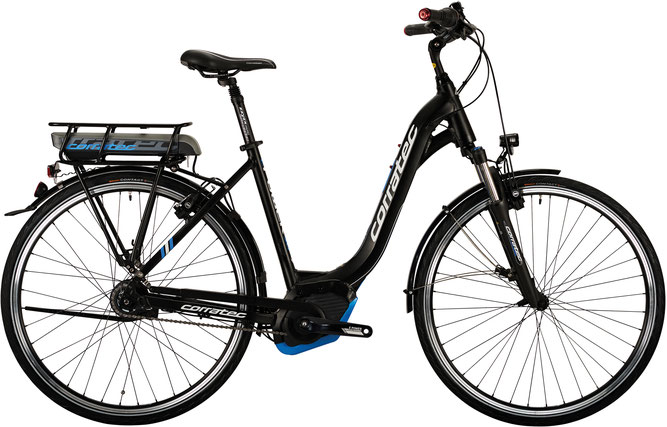 Corratec E-Power 28 Active 8S 500 Lady City/Trekking e-Bike 2017