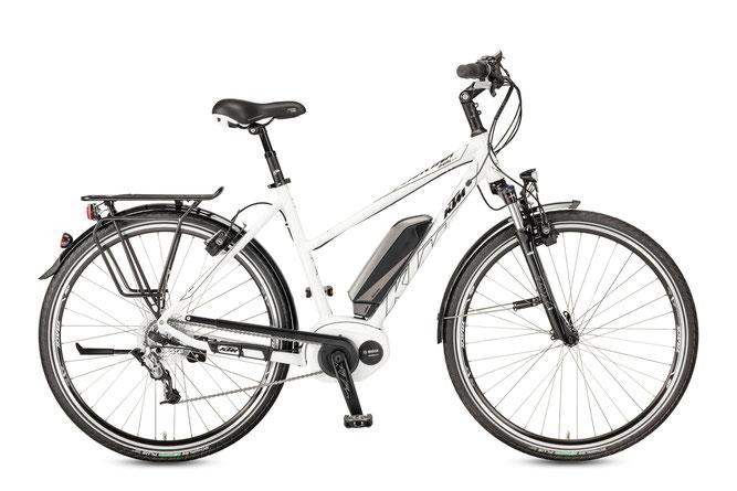 KTM MACINA DUAL 24 A5 Trekking e-Bike 2017