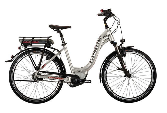 Corratec E-Power 26 Active 8S Lady Wave 400 City e-Bike 2017