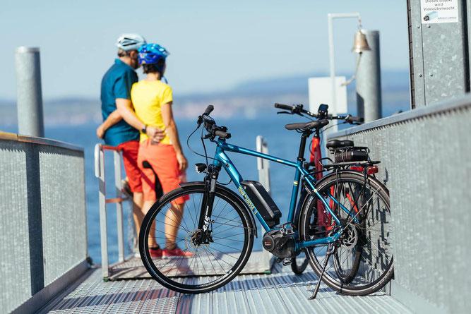 Tour de Suisse City e-Bikes/Trekking e-Bikes/Speed Pedelec/e-Mountainbikes 2017