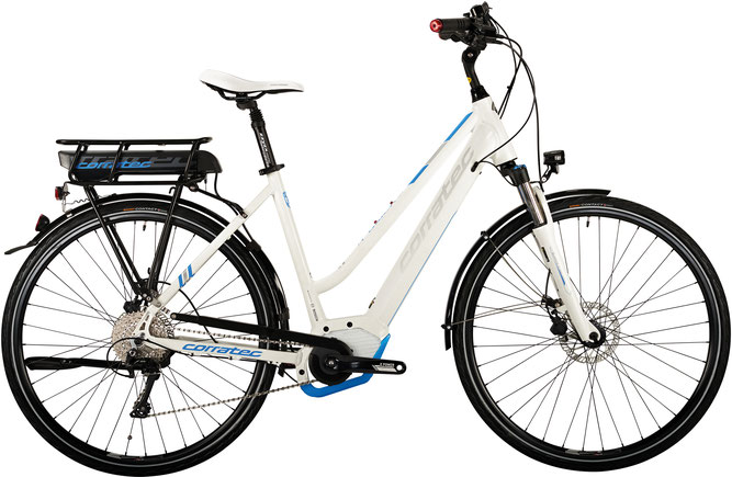 Corratec E-Power 28 Performance 10S 500 Lady Trekking e-Bike 2017