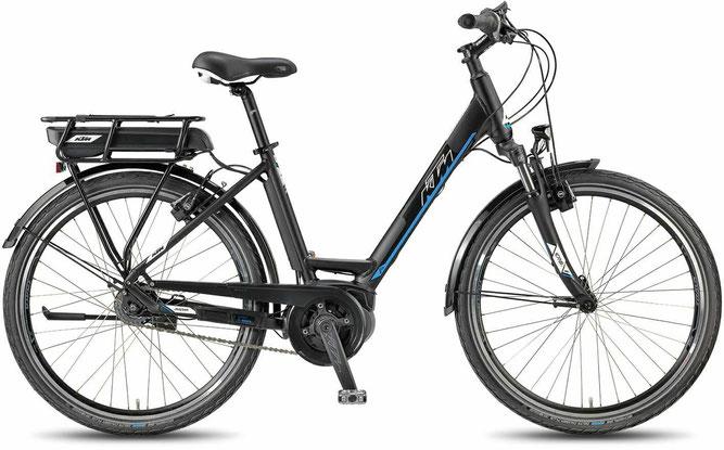 ktm macina classic city e bikes 2017 probefahren e. Black Bedroom Furniture Sets. Home Design Ideas
