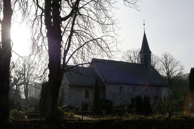 St. Andreas Kirche in Haddeby
