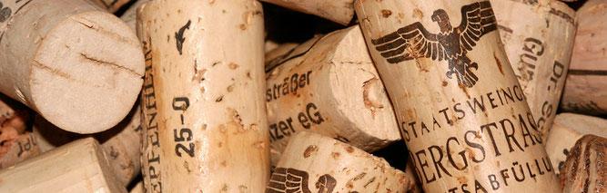 Bei der KORKampagne werden Flaschenkorken für den Umweltschutz gesammelt und recycelt.