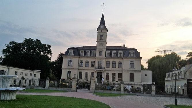 Schloss Schönefeld. Foto: René Sievert