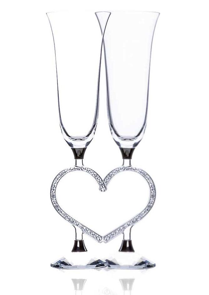 Sektglas Venus Heart