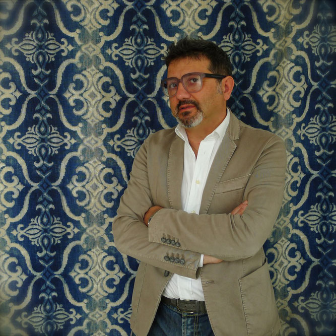 Michele Alamprese Titolare e Interior Designer per Idearredamenti