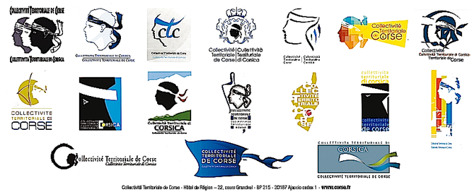 quel logo pour la collectivit233 territoriale de corse