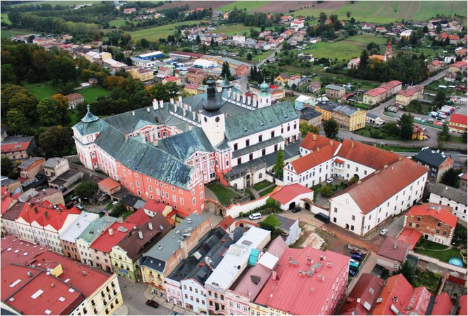 Kloster Broumov