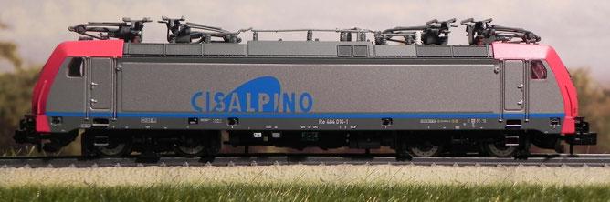 Cisalpino - Arnold - HN2325