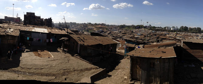 Mathare Valley, Nairobi - Kenya