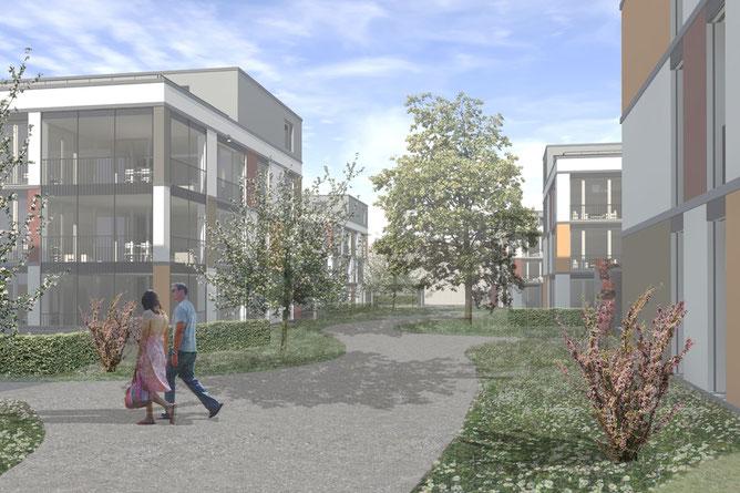 Subtil in Architektur und Umgebungsplanung