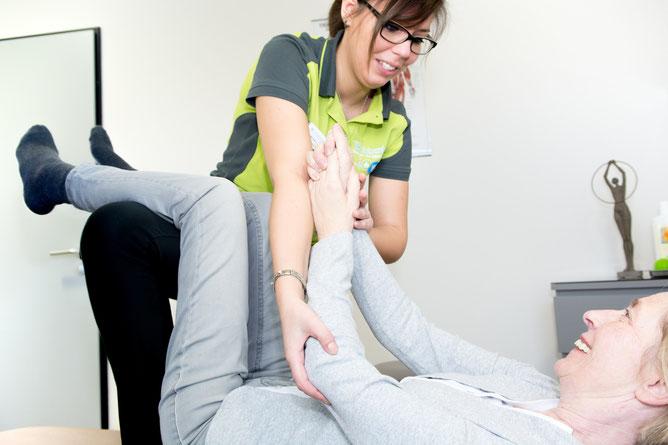 Bobath Therapie (KG ZNS) im TPZ