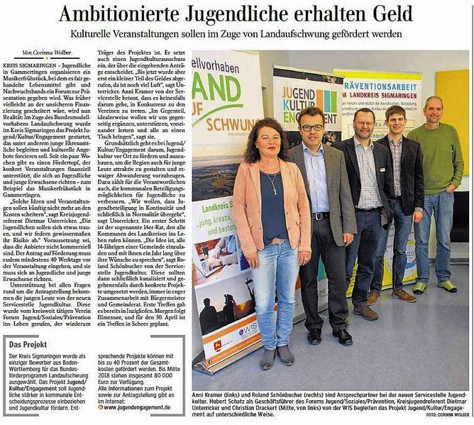 Schwäbische Zeitung -07-04-2016