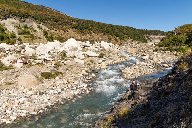 Río Blanco, El Chaltén