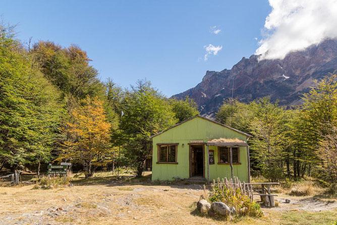 Refugio Piedra del Fraile, El Chaltén