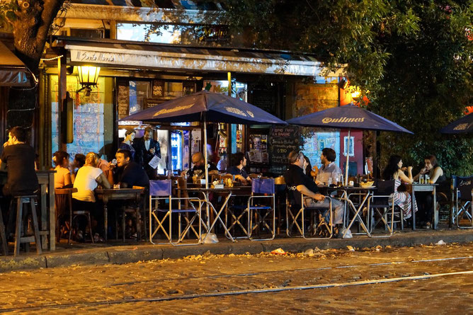 Bar in Buenos Aires