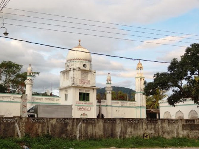 OLD MOSQUE PARAGAHADENIYA