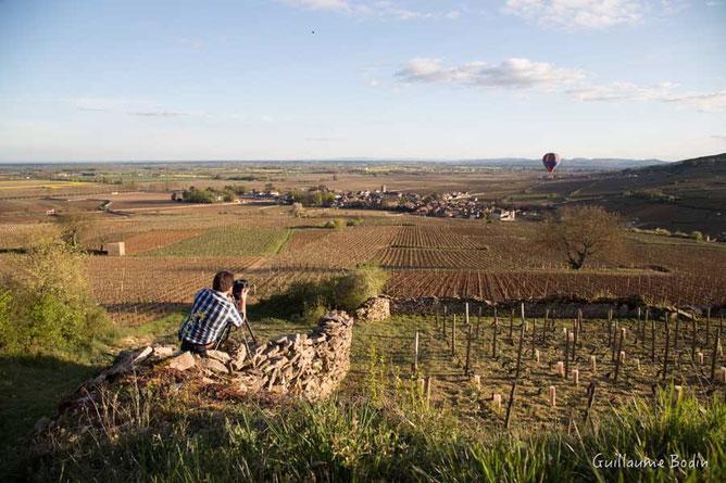 Le Village de POMMARD.