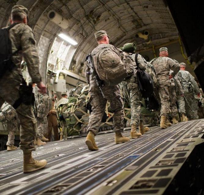18 Décembre 2011.  Dernier retrait des troupes américaines .
