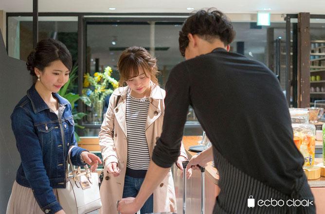 ロームシアター京都周辺で荷物を預けるなら!コインロッカーに預けるのはもう時代遅れ!?ecboアプリで簡単予約!