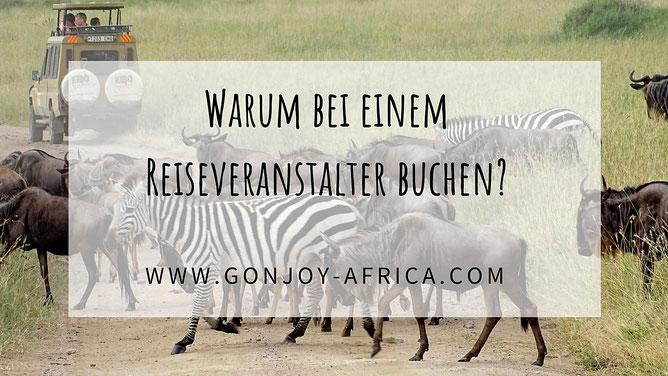 Afrika Reisen vom Afrika Reiseveranstalter