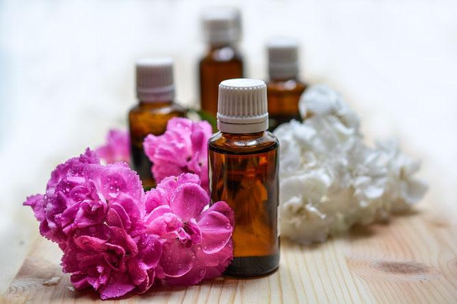 AromErgy®-Massage mit hochwertigen ätherischen Ölen