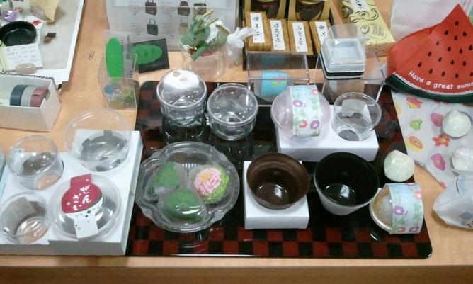 デザートカップの色々