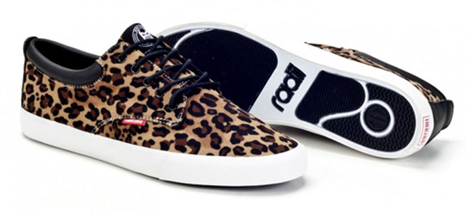 Radii The Jack Shoe Leopard IM KING  Our Price: €54.99