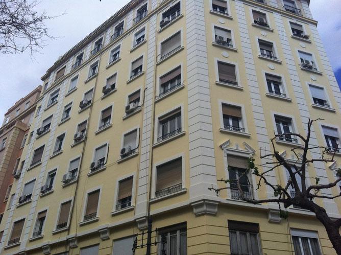rehabilitacion de fachadas valencia fachadas pintor de