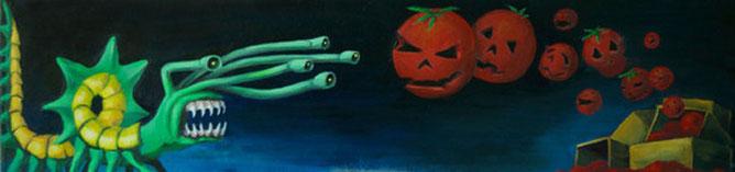 Helloween card © tomatornado 2013