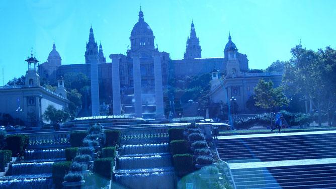 Национальный дворец и Магический Фонтан