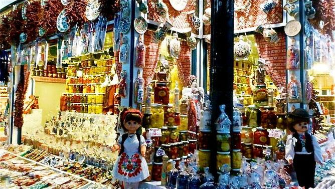 Огромный выбор венгерских сувениров и подарков