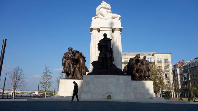 Мемориал Kossuth Memorial у Парламентв
