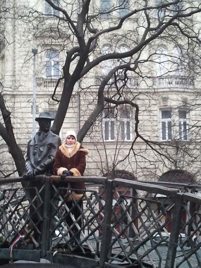 Памятник Имре Надь