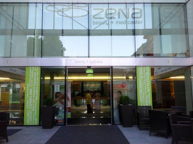 Центр красоты ZENA в Хевизе
