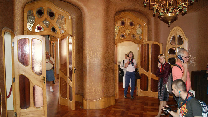 Дом Бальо. Один из залов