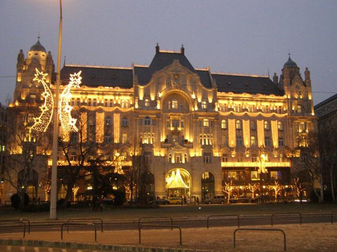 Дворец Грэшем - отель 4 сезона
