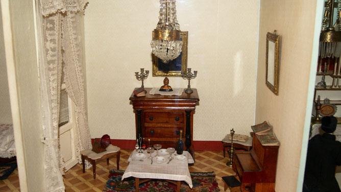 Дом Мила. Игрушечная комната размером 50х50