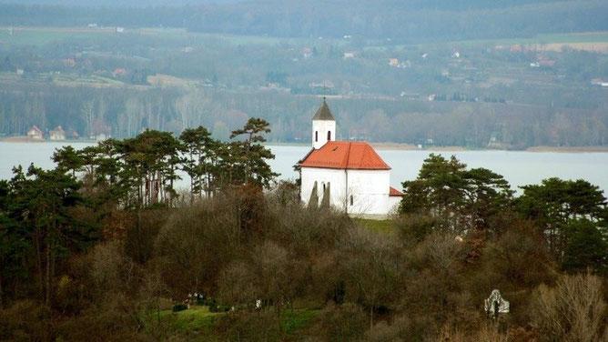 Szent Mihály-domb és Szent Mihály kápolna