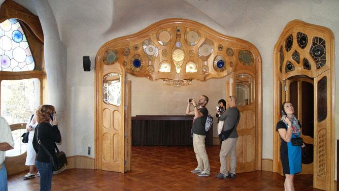 Дом Бальо. Чудо-дверь!