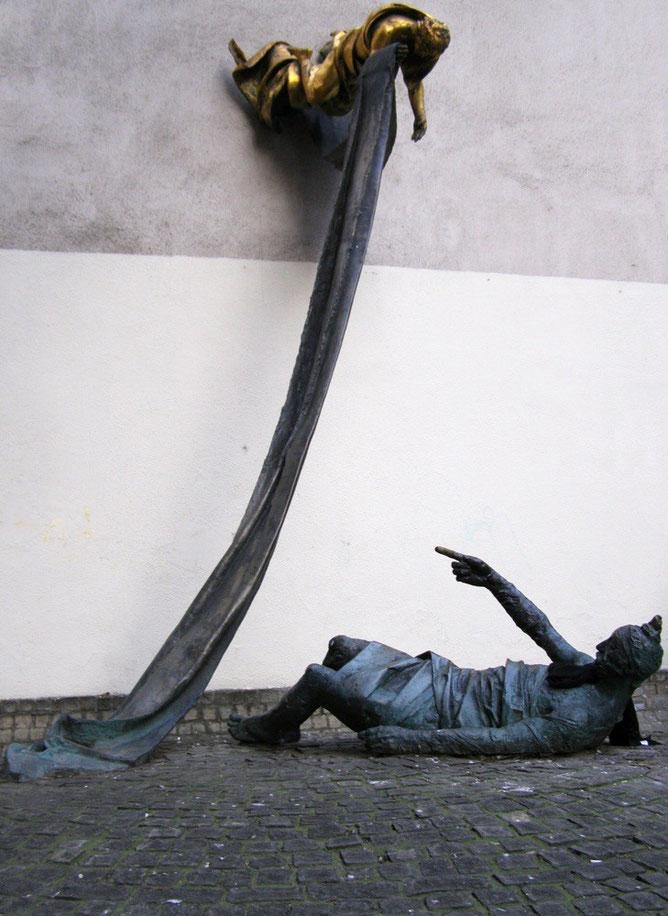 Памятник Карлу Лутцу