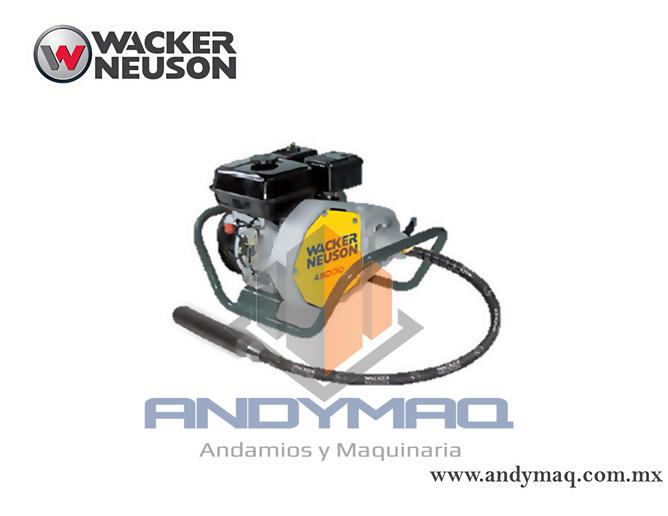 Vibrador a gasolina Wacker Neuson A5000