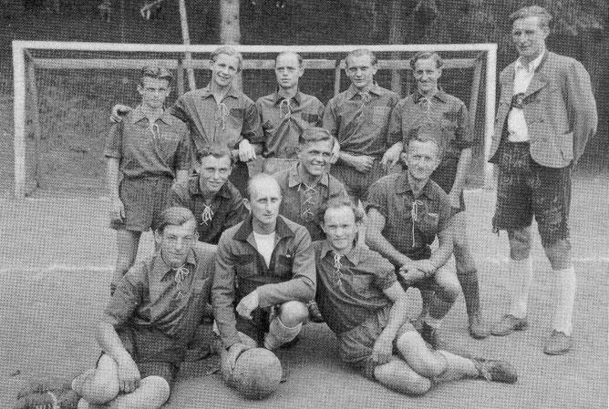 SVK Kirchanschöring 1946