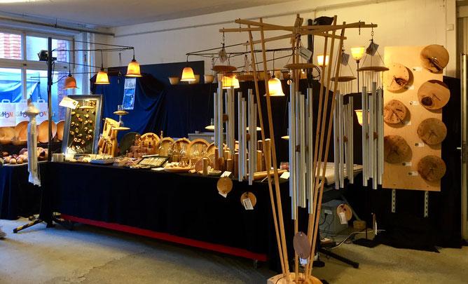 Kunsthandwerkermarkt im alten Schlachthof 2018