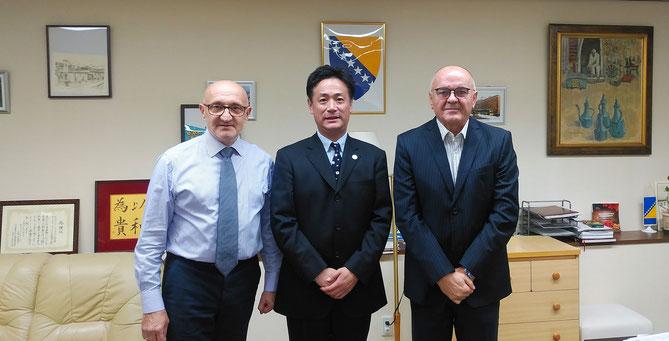 在日ボスニア・ヘルツェゴビナ大使館 🇧🇦EMBASSY OF BiH TOKYO