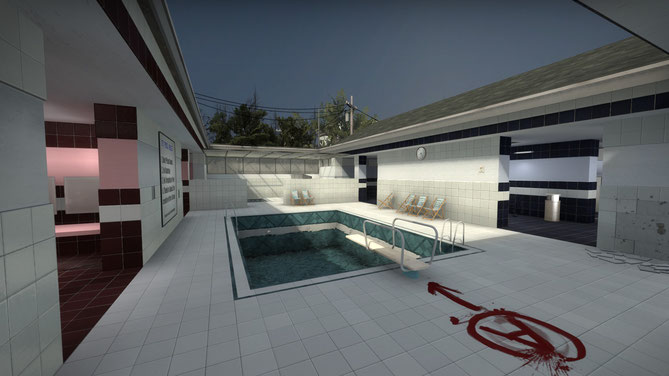 Counter-Strike 1.6 pool_day map