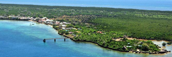 Wasini Island Kenya